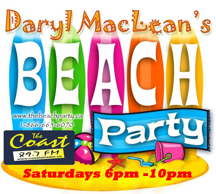 Daryl MacLean's Beach Party