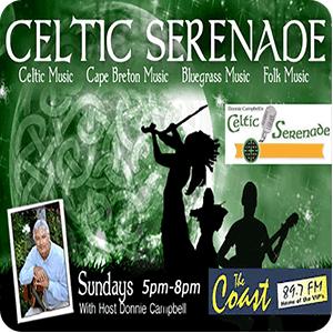 Celtic Serenade logo