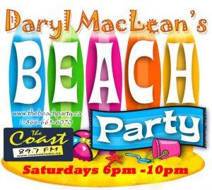 Beach Party logo